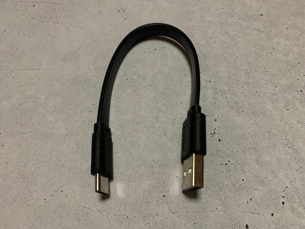 TaoTronics SoundLiberty 94 USBケーブル