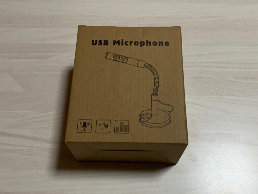 Veetop USBマイク パッケージ
