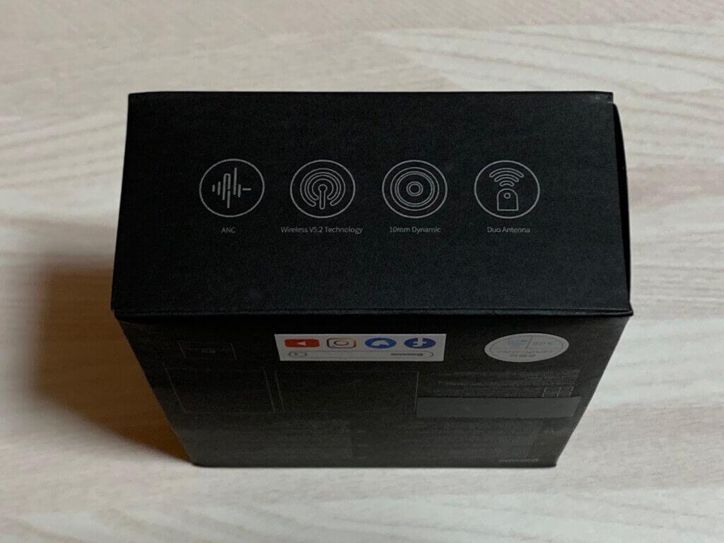 Baseus S1 Pro パッケージ底面
