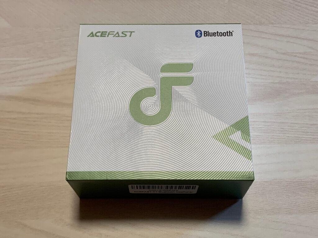 ACEFAST T1 パッケージ表面