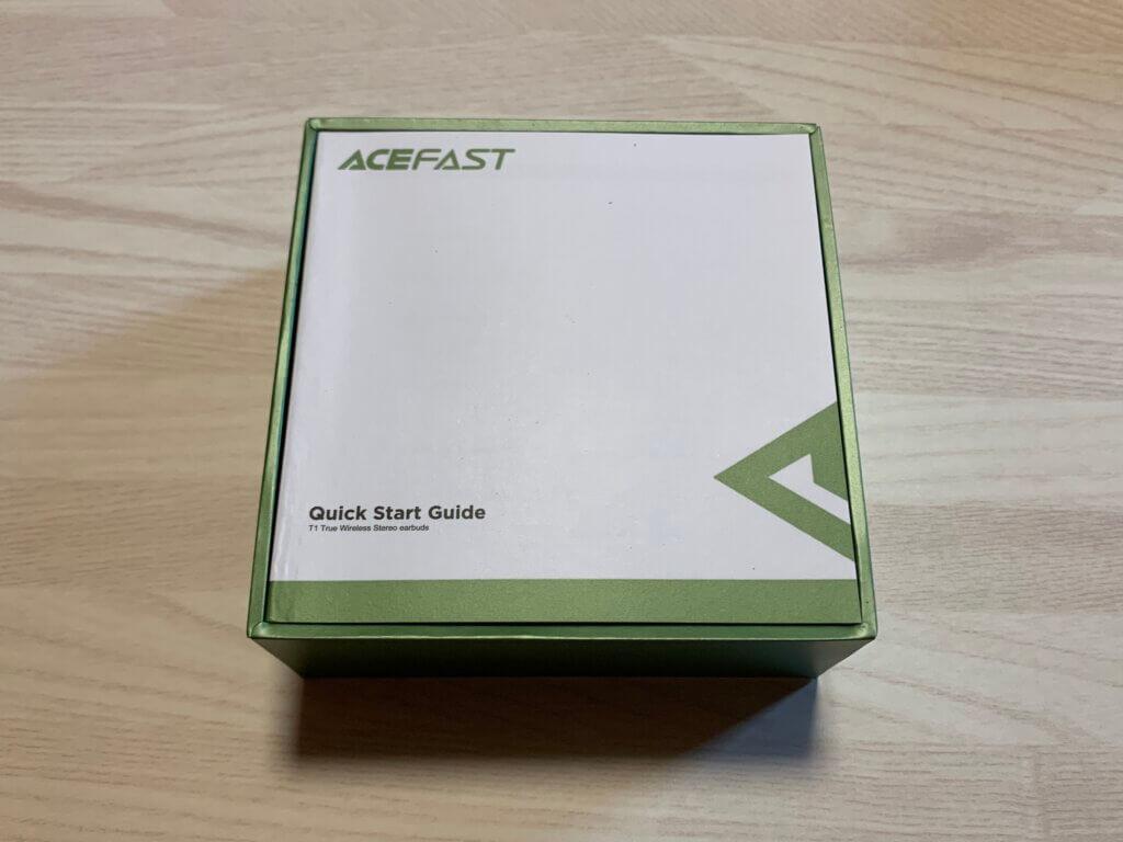 ACEFAST T1 パッケージ開封2