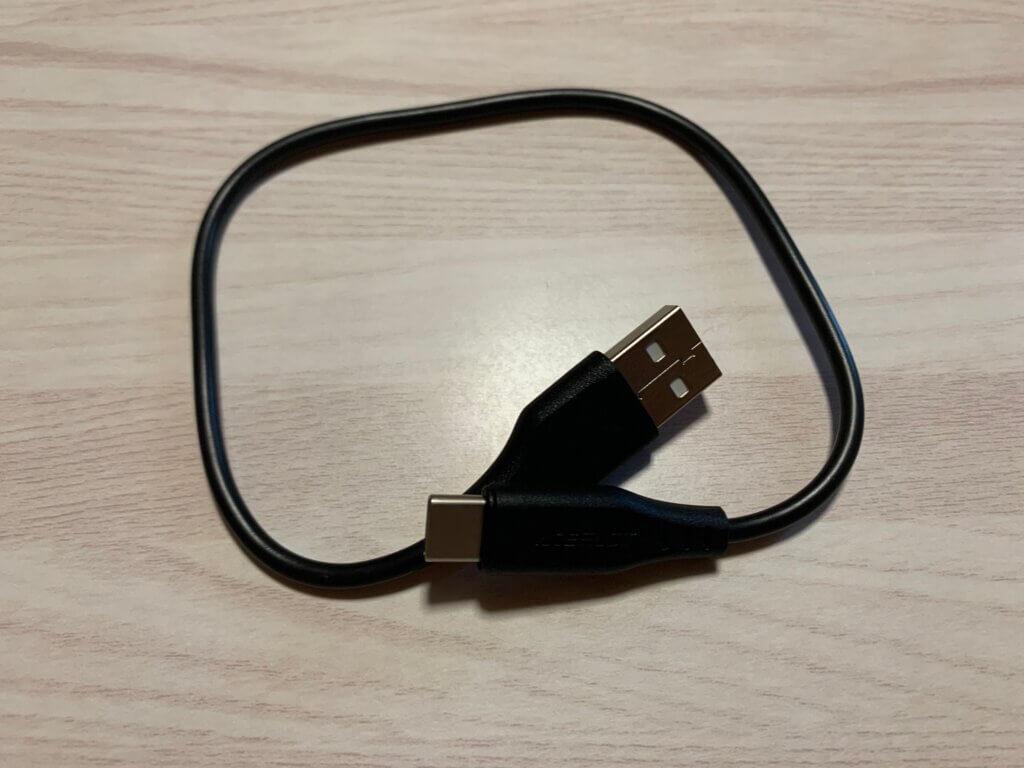 ACEFAST T1 付属品 USBケーブル