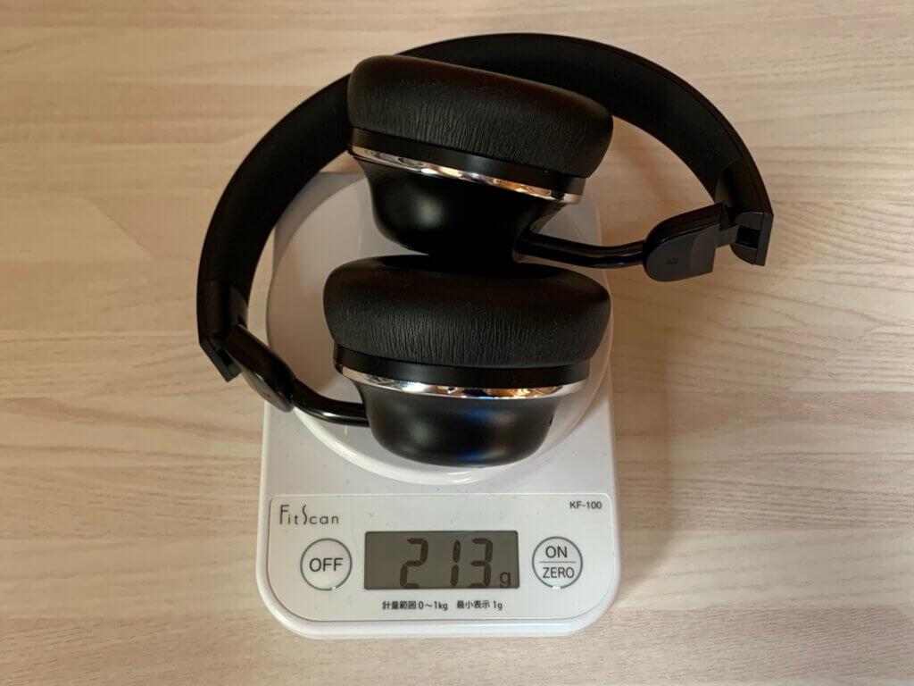 OneOdio S2 重量